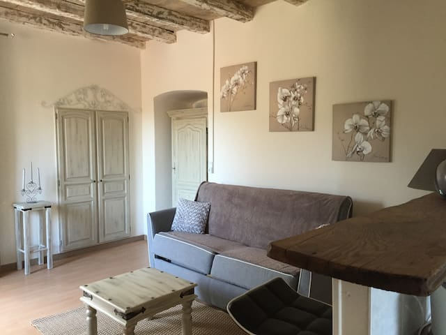 Delightful small apartment - CORTE - Appartement