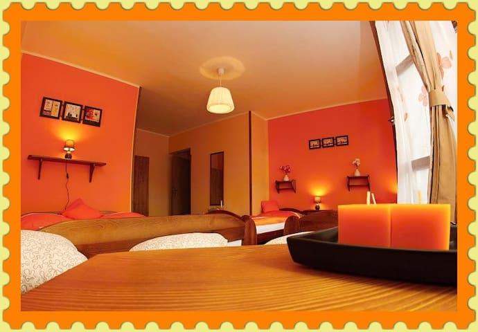 pension Markéta-Váš domov na horách - Harrachov - Bed & Breakfast
