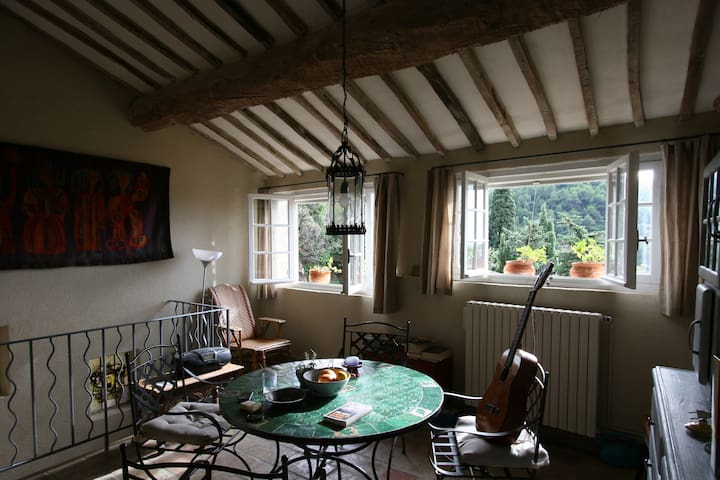 Appartment in Village House - Gigondas - Daire
