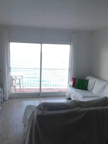 Apartamento primera línea playa - Can Picafort - Daire