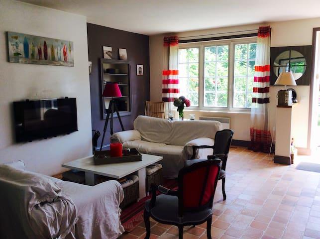Maison de famille avec jardin - Le Minihic-sur-Rance - Haus