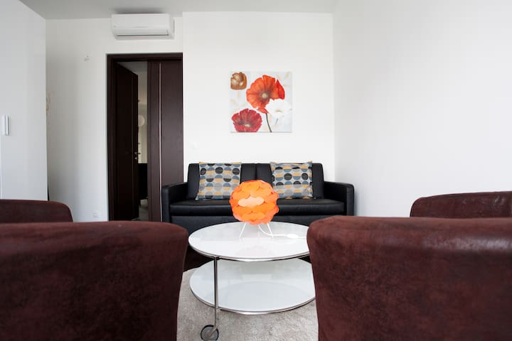 Budapest Terrace Apartment - Budapest - Wohnung