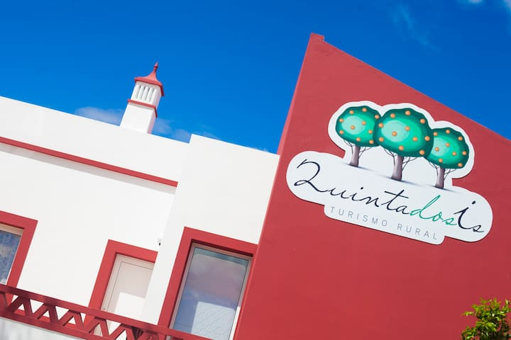 Turismo Rural - Quinta dos Is - Bad & Breakfast - Algoz - Villa