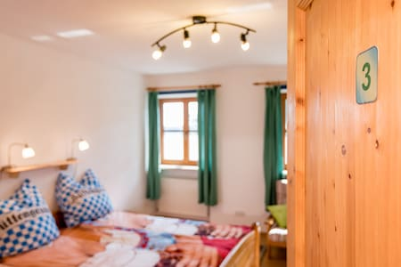 Room 3 with shared kitchen / bath - Burgkirchen an der Alz - Hus