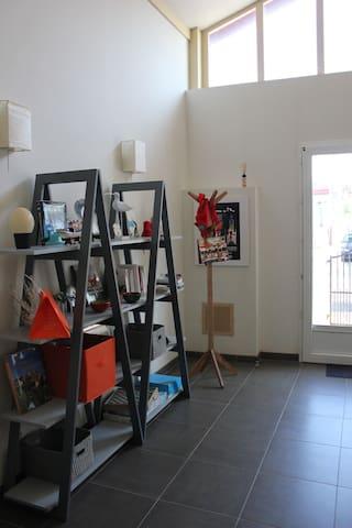 Petite maison Basque en duplex - Bayonne - Haus