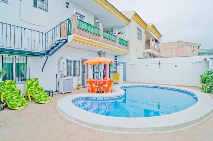 CASA AMEY APARTMENT-Modern & Spacious - Alcaucín - Apartment