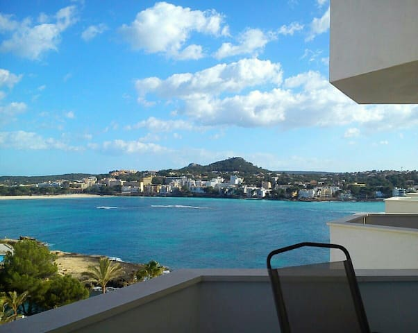 Seafront apartment - Santa Ponsa - Apartment