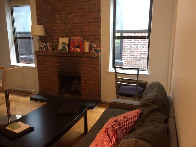 Beautiful Private Bedroom in Brooklyn Heights