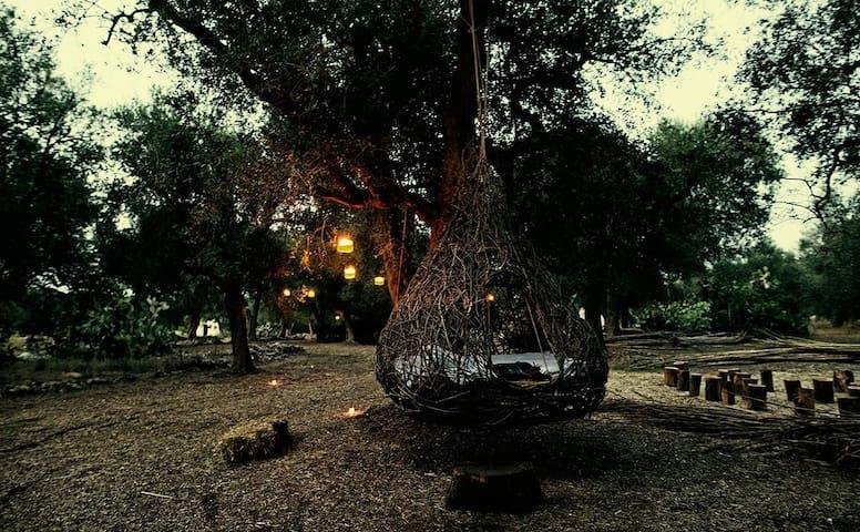 Rifugio Nziddha - San Cassiano di Lecce