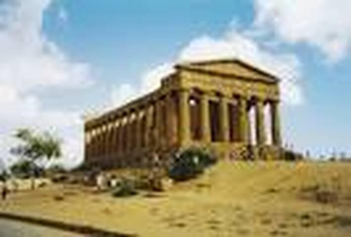 mare archeologia Agrigento - Villaggio Mosè - House