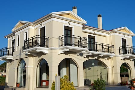 ILIDA KOUROUTA STUDIOS - Kourouta - Appartement