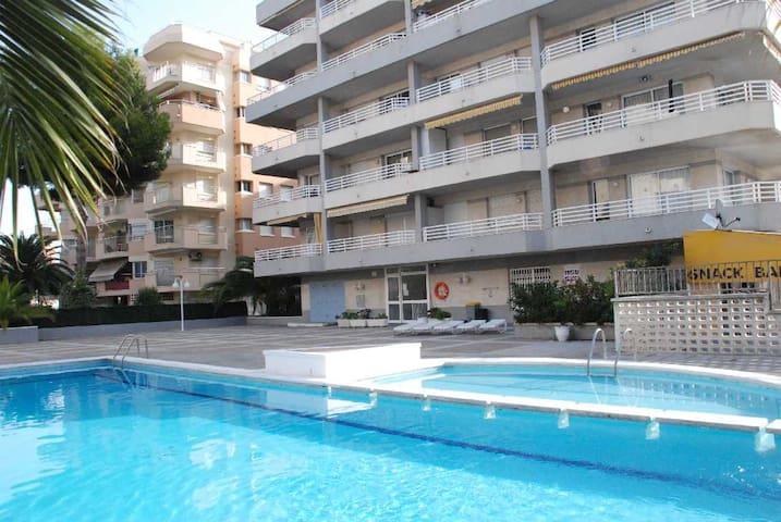 Apartamento en Edificio Zahara - Salou - Lägenhet