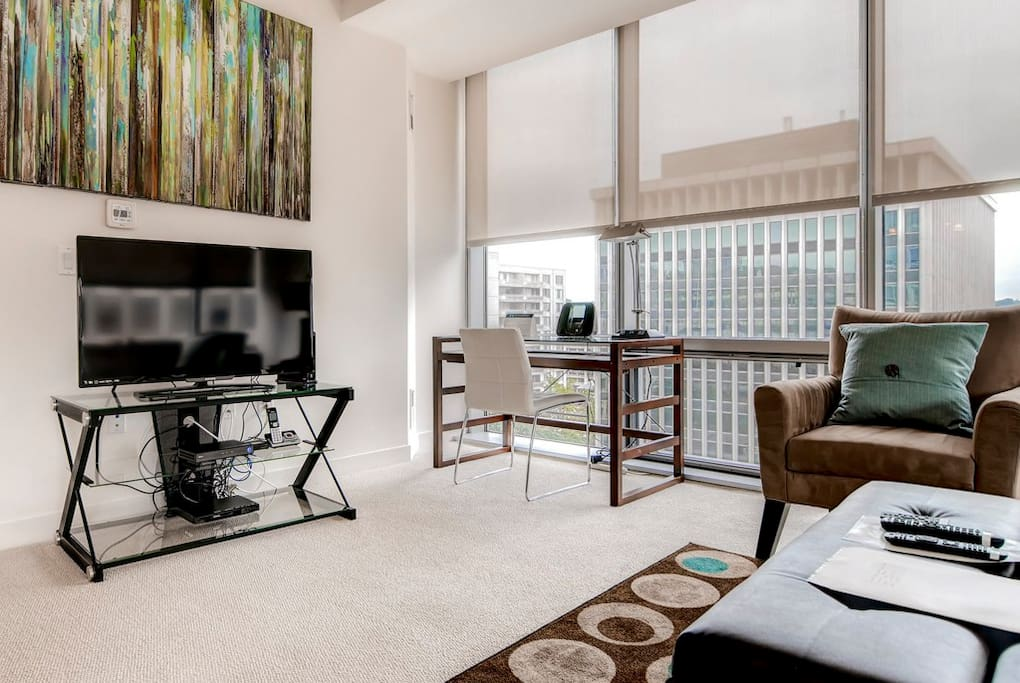 Upscale 2 Bedroom Crystal City Apartment Apartments For Rent In Arlington Virginia United
