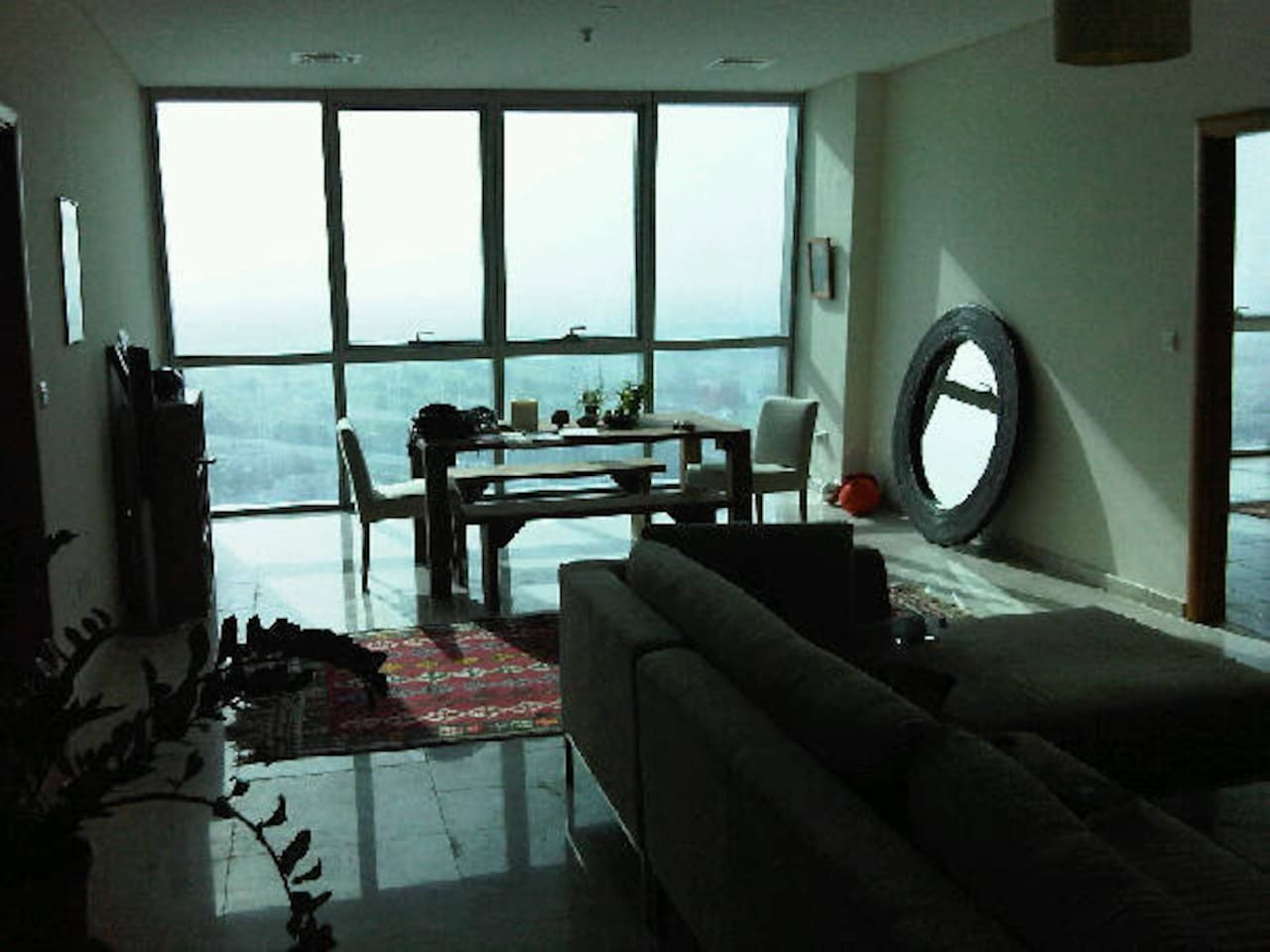 King size bed, ensuite, lagoon view