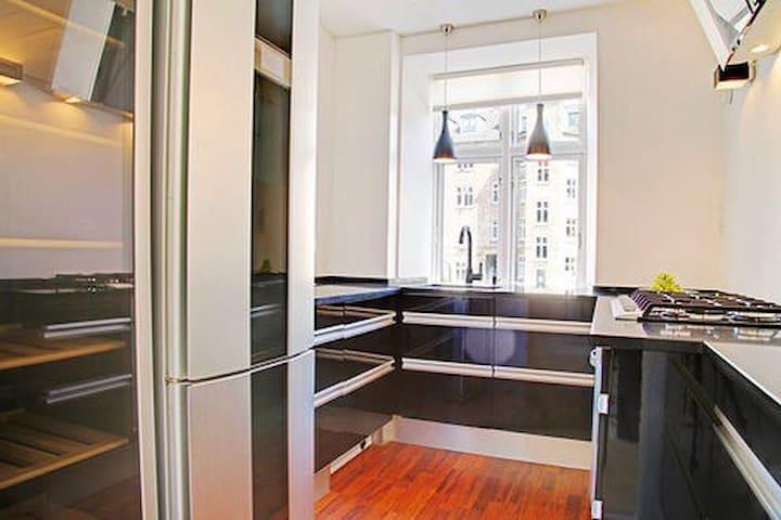 2 værelses-lejlighed - Copenhagen  - København  - Wohnung
