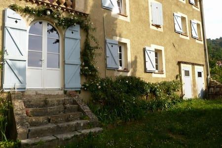 Chambre d'hôtes dans un vieux mas - Grasse