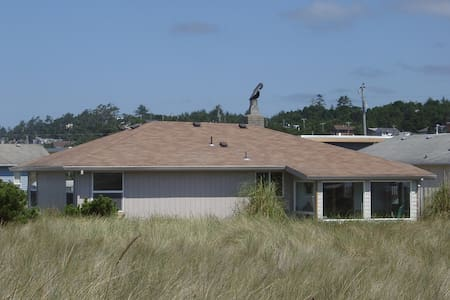 Bayshore Estates Beach House - Waldport