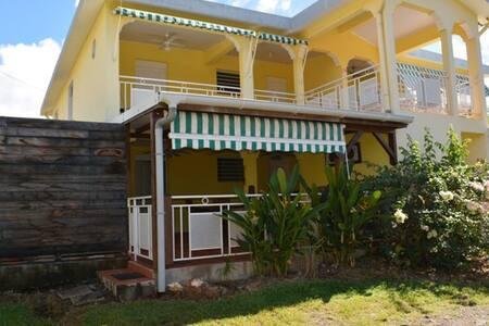 Appartement T3 à 100 m de la plage