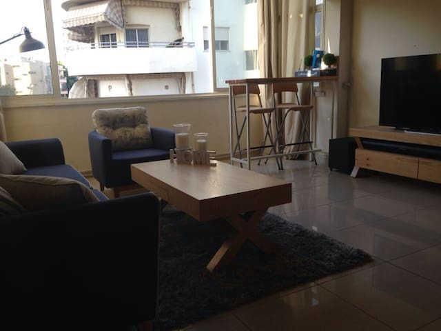 Cozy and equiped 2BR Ben Yehuda St! - Tel Aviv-Yafo - Appartement