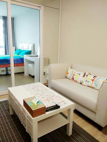 MJ Condominium Cozy,Good view,Clean - Pak Kret - Other
