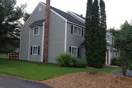 Mountain Townhouse Vaca Rentals - Woodstock - Townhouse