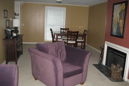 Private 2 bedroom Nashville Aprt. - Brentwood - Hus