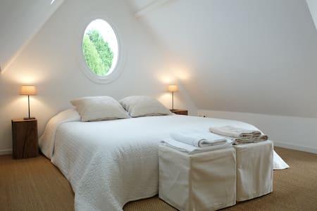 """""""La Longère"""" en duo - Beuvry-la-Forêt - Bed & Breakfast"""