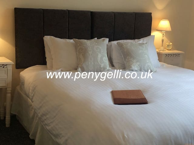 Penygelli Apartments (Sleeps 5) - Newtown