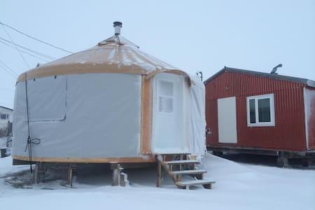 Arctic Yurt - Yourte