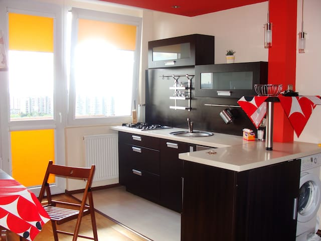 2 bedroom apart. in Tychy centre - Tychy - Departamento