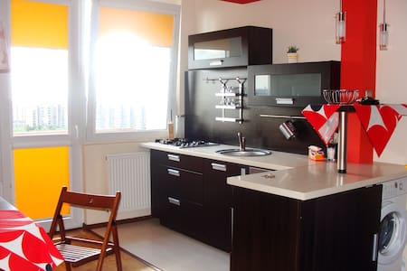 2 bedroom apart. in Tychy centre - Tychy - Daire