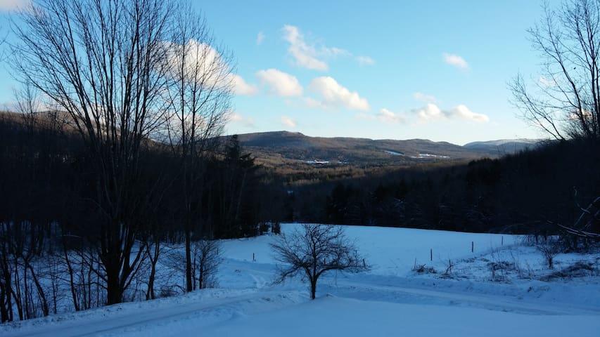 Vermont Views - Montgomery - Srub