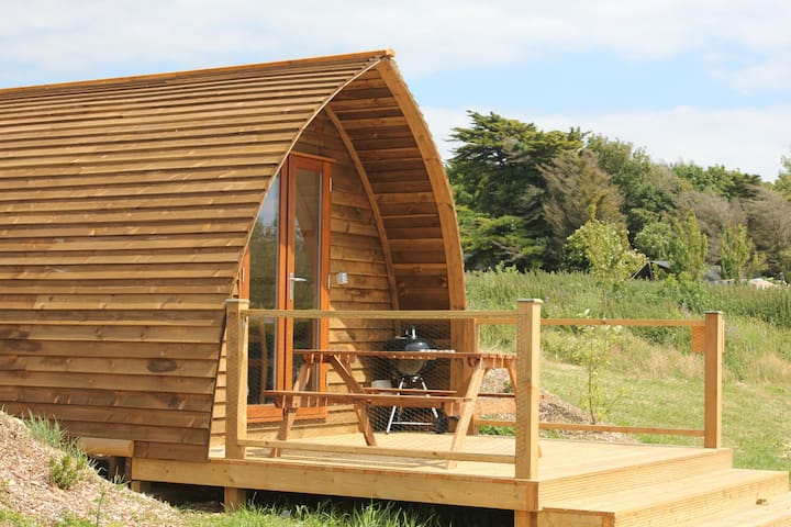 Eco Pod Two @ Tom's Eco Lodge - Yarmouth