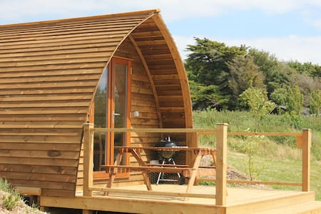 Eco Pod Two @ Tom's Eco Lodge - Yarmouth - Cabana