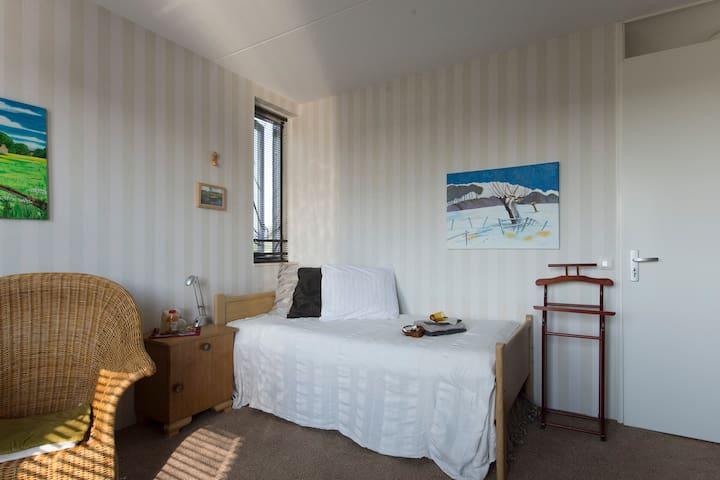Eenpersoonskamer Single room