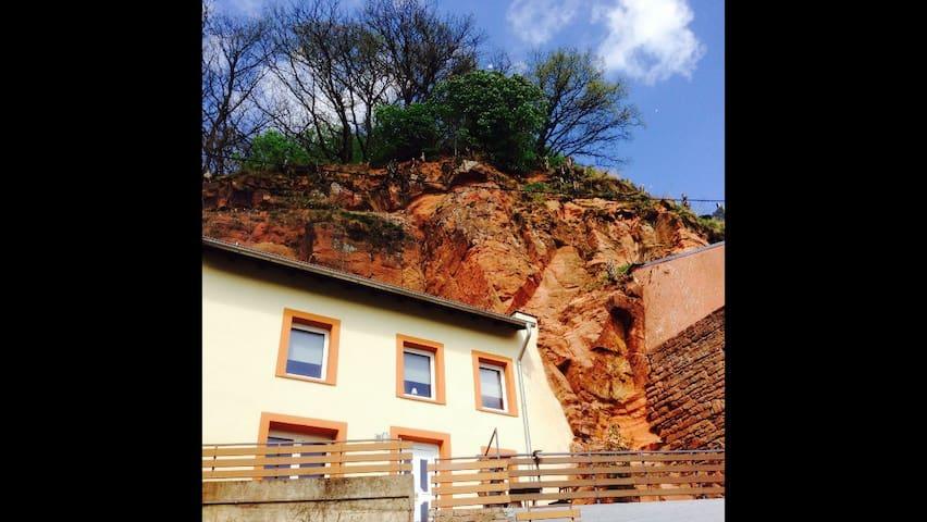 Ferienhaus in Trier einzigartig ruhig stadtnah - Trier - Haus