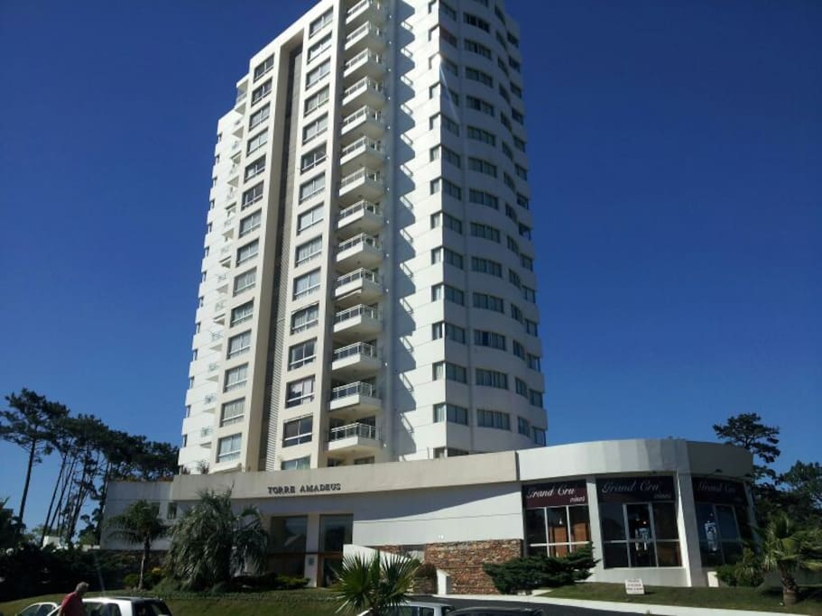 A apartments for rent in punta del este departamento de for Jardin 4 maldonado