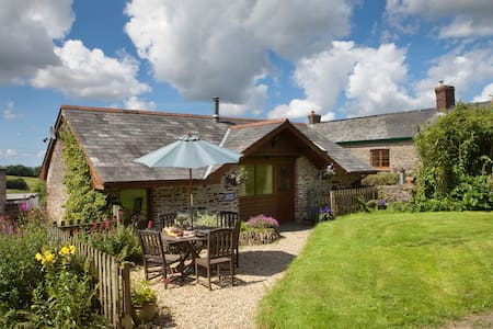 The Haven Cottage - Goodleigh - บ้าน