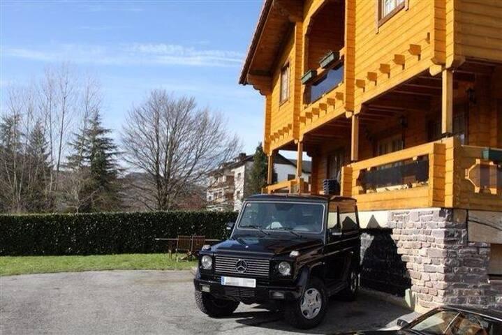 Casa villa de madera - Leitza - Casa