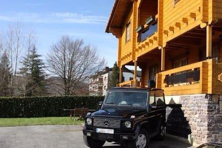 Casa villa de madera - Leitza - Ev