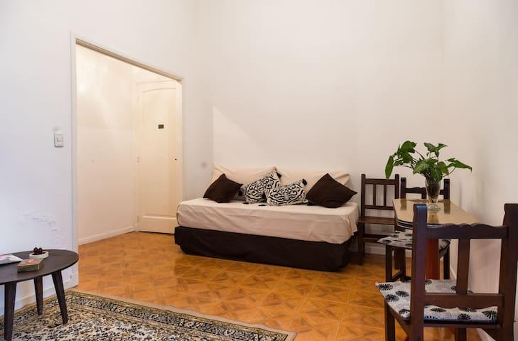 Depto 2 Amb a un paso Microcentro - Buenos Aires - Appartement en résidence