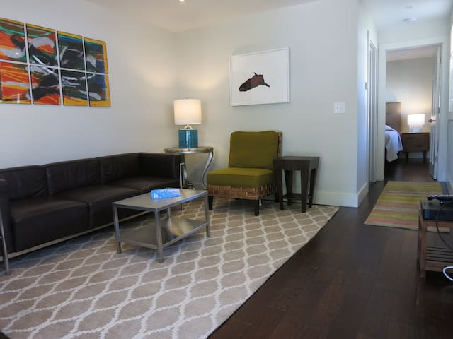 Chic and quiet beach retreat - Asbury Park - Apartmen