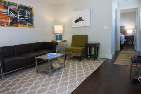 Chic and quiet beach retreat - Asbury Park - Lakás