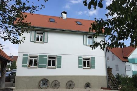 ehemaliges Bauernhaus - Erkenbrechtsweiler