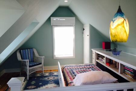 Cozy Crow's Nest with Coastal Views - House