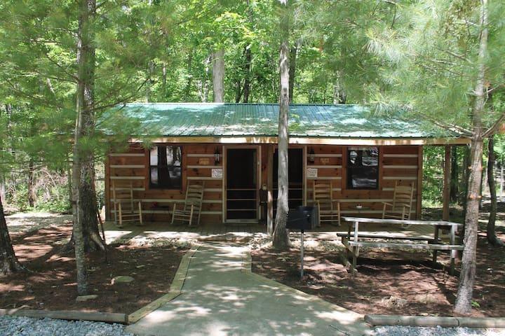 Duplex Cabin at Campground - Crossville