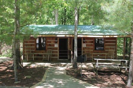 Duplex Cabin at Campground - Crossville - Бунгало