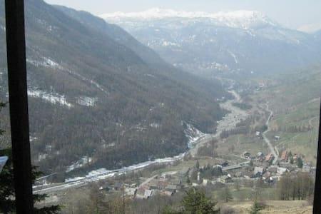 appartamento sulle alpi - borgata grangesises