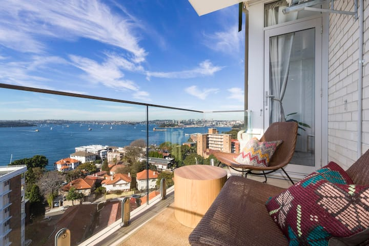 Harbourview Unit, Spectacular Views 20mins TO CBD!