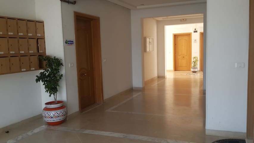 beautiful spacious apartment - TunisEl Aouina - Haus